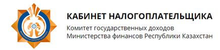 Войти в кабинет налогоплательщика РК cabinet salyk kz